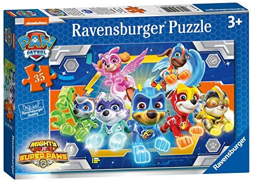 Ravensburger Paw Patrol Puzzle Da 35 Pezzi Per Bambini Dai 3 Anni In Su Colore 5051 0