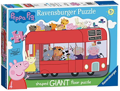 Ravensburger Peppa Pig Puzzle 2d Multicolore 05530 2 0