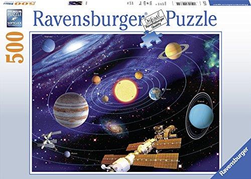 Ravensburger Puzzle Sistema Solare 500 Pezzi 14775 0