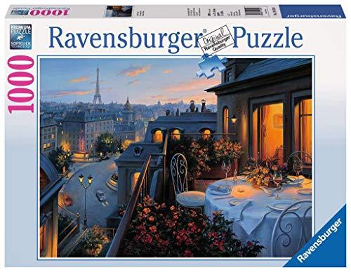 Ravensburger Puzzle 1000 Pezzi Balcone A Parigi Collezione Fantasy Jigsaw Puzzle Per Adulti Puzzle Ravensburger Stampa Di Alta Qualita 0
