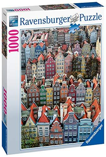 Ravensburger Puzzle 1000 Pezzi Danzica Polonia Collezione Paesaggi Foto Puzzle Per Adulti Puzzle Ravensburger Stampa Di Alta Qualita 0 0