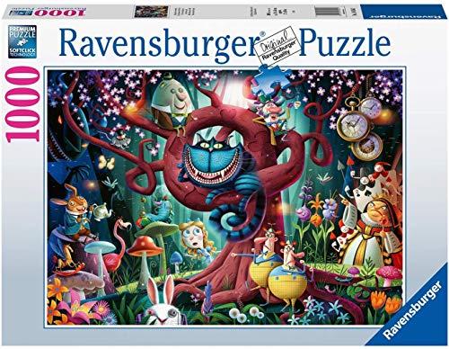 Ravensburger Puzzle 1000 Pezzi Tutti Sono Pazzi Qui Collezione Fantasy Jigsaw Puzzle Per Adulti Puzzle Ravensburger Stampa Di Alta Qualita 0