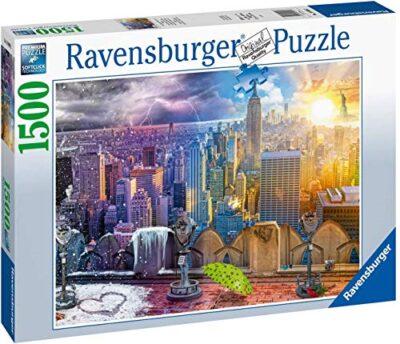 Ravensburger Puzzle 1500 Pezzi Le Stagioni Di New York Usa Viaggi Travel City Puzzles Per Adulti Dimensioni Puzzle 80x60 Cm Relax Stampa Di Alta Qualita 0 0