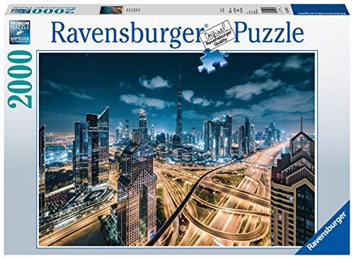 Ravensburger Puzzle 2000 Pezzi Vista Di Dubai Collezione Skyline Foto E Paesaggi Jigsaw Puzzle Per Adulti Puzzles Ravensburger Stampa Di Alta Qualita Dimensione Puzzle 98x75cm 0