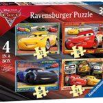 Ravensburger Puzzle Cars 4 Puzzle In A Box 12 16 20 24 Pezzi Puzzle Per Bambini Puzzle Cars Eta Consigliata 3 Anni 0