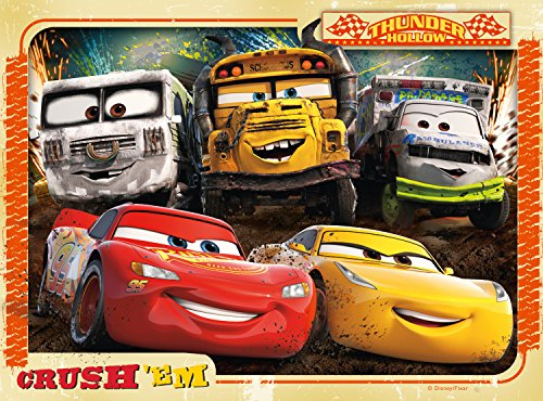 Ravensburger Puzzle Cars 4 Puzzle In A Box 12 16 20 24 Pezzi Puzzle Per Bambini Puzzle Cars Eta Consigliata 3 Anni 0 3