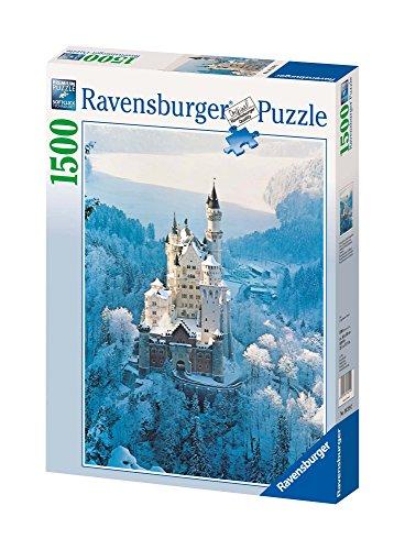 Ravensburger Puzzle Castello Di Neuschwanstein Puzzle 1500 Pezzi Relax Puzzles Da Adulti Dimensione 80x60 Cm Stampa Di Alta Qualita Travel Viaggi 0
