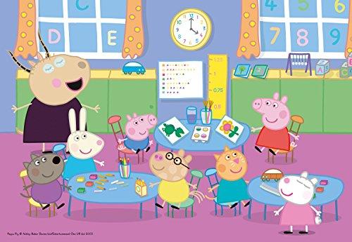Ravensburger Puzzle Peppa Pig Classroom Fun 8627 0 0