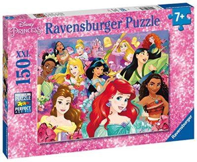 Ravensburger Puzzle Principesse Disney Puzzle 150 Xxl 12873 0 0 2
