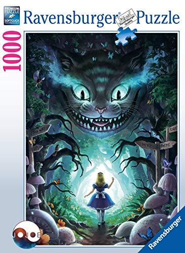 Ravensburger Puzzle Puzzle 1000 Pezzi Alice Nel Paese Delle Meraviglie Puzzle Per Adulti Puzzle Fantasy Puzzle Ravensburger Stampa Di Alta Qualita 0