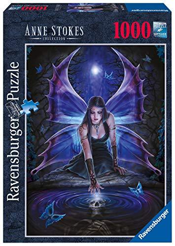 Ravensburger Puzzle Puzzle 1000 Pezzi Anne Stokes Puzzle Per Adulti Puzzle Fantasy Puzzle Ravensburger Stampa Di Alta Qualita 0