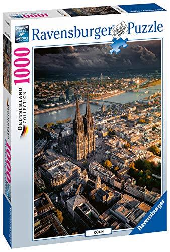 Ravensburger Puzzle Puzzle 1000 Pezzi Cattedrale Di Colonia Puzzle Per Adulti Collezione Germania Puzzle Ravensburger Stampa Di Alta Qualita 0 0
