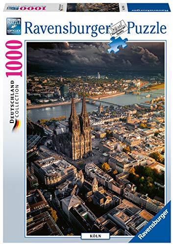 Ravensburger Puzzle Puzzle 1000 Pezzi Cattedrale Di Colonia Puzzle Per Adulti Collezione Germania Puzzle Ravensburger Stampa Di Alta Qualita 0