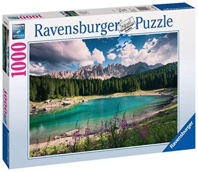 Ravensburger Puzzle Puzzle 1000 Pezzi Gioiello Delle Dolomiti Puzzle Per Adulti Puzzle Paesaggi Puzzle Ravensburger Stampa Di Alta Qualita 0 0