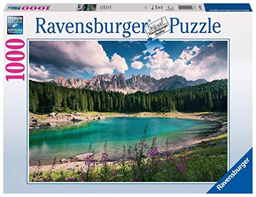 Ravensburger Puzzle Puzzle 1000 Pezzi Gioiello Delle Dolomiti Puzzle Per Adulti Puzzle Paesaggi Puzzle Ravensburger Stampa Di Alta Qualita 0