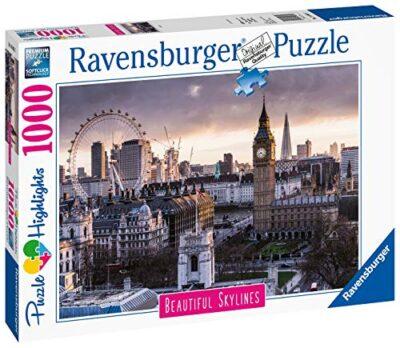Ravensburger Puzzle Puzzle 1000 Pezzi Londra Puzzle Per Adulti Collezione Skylines Puzzle Citta Puzzle Londra Puzzle Ravensburger Stampa Di Alta Qualita 0 0