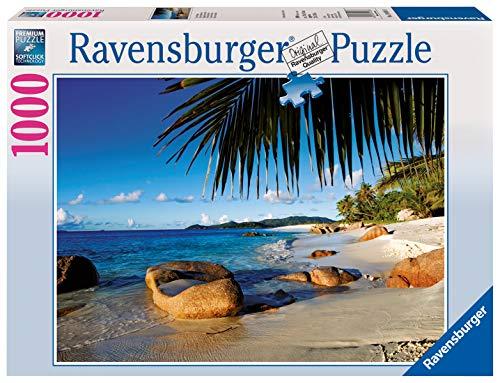 Ravensburger Puzzle Puzzle 1000 Pezzi Palme Sulla Spiaggia Collezione Foto Paesaggi Puzzle Per Adulti Puzzle Mare Puzzle Ravensburger Stampa Di Alta Qualita 0