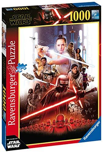 Ravensburger Puzzle Puzzle 1000 Pezzi Personaggi Star Wars Puzzle Per Adulti Puzzle Star Wars Puzzle Ravensburger Stampa Di Alta Qualita 0 0
