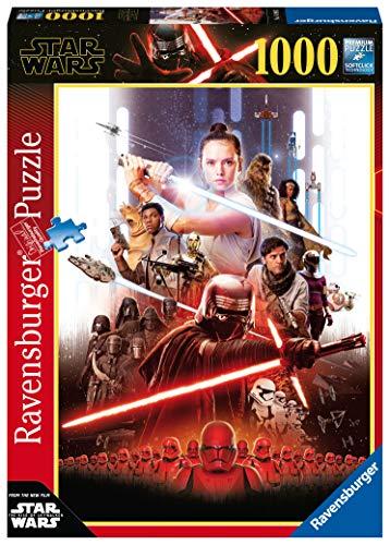 Ravensburger Puzzle Puzzle 1000 Pezzi Personaggi Star Wars Puzzle Per Adulti Puzzle Star Wars Puzzle Ravensburger Stampa Di Alta Qualita 0
