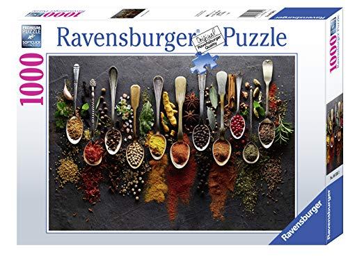Ravensburger Puzzle Puzzle 1000 Pezzi Spezie Da Tutto Il Mondo Puzzle Per Adulti Jigsaw Puzzle Puzzle Ravensburger Stampa Di Alta Qualita 0