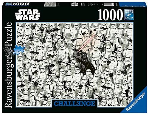 Ravensburger Puzzle Puzzle 1000 Pezzi Star Wars Puzzle Per Adulti Collezione Challenge Puzzle Impossibili Puzzle Ravensburger Stampa Di Alta Qualita 0