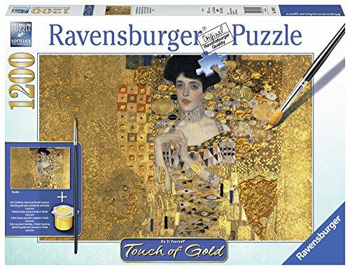Ravensburger Puzzle Raffigurante Il Ritratto Di Adele Bloch Bauer I Di Gustav Klimt Codice Prodotto 19934 0