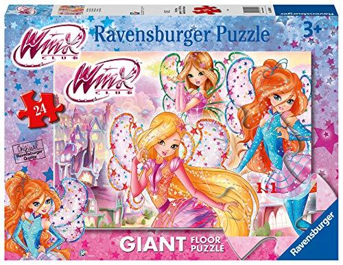 Ravensburger Puzzle Winx Puzzle 24 Giant Pavimento 03048 4 0