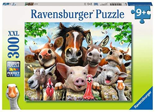 Ravensburger Selfie In Fattoria Puzzle Per Bambini Multicolore 13207 0