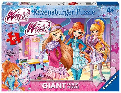 Ravensburger Winx Puzzle Per Bambini 60 Pezzi Multicolore 70 X 50 Cm 03049 1 0