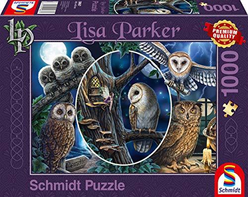 Schmidt Il Segreto Dei Gufi Puzzle 10it4001504596675it10 0