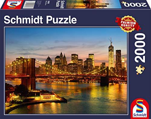 Schmidt New York Puzzle 2000 Pezzi 0