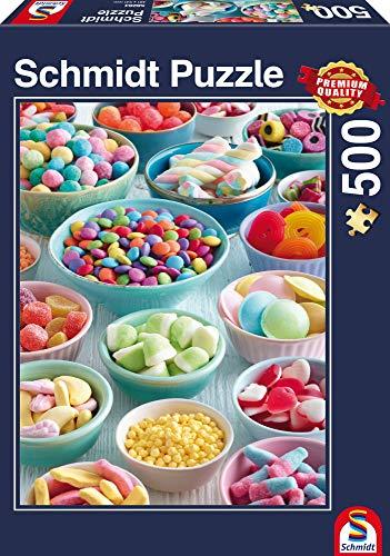Schmidt Puzzle Dolci Golosita 500 Pezzi 58284 0