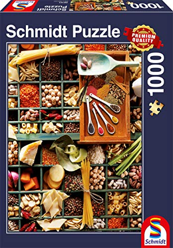 Schmidt Spiele 58141 In Cucina Puzzle Da 1000 Pezzi 0