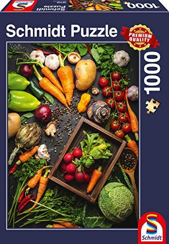 Schmidt Spiele Superfood Puzzle Adulto Da 1000 Pezzi 58398 0