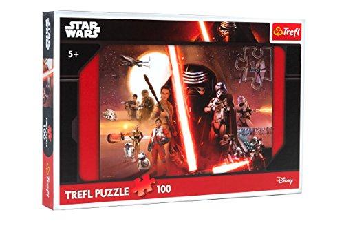 Trefl 07249 Puzzle Star Wars 100 Pezzi Multicolore 0