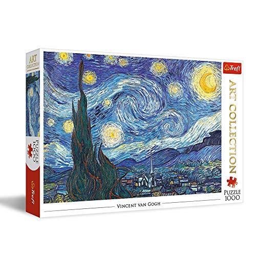 Trefl 1000 Art Collection Puzzle Colori 10560 0