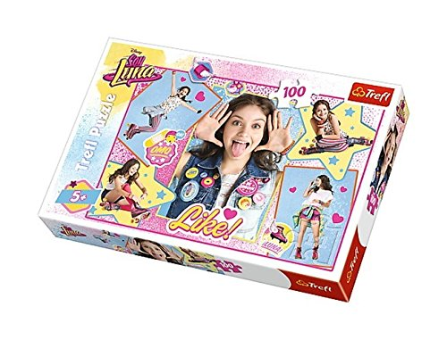 Trefl 16299 Puzzle Disney Soy Luna College 100 Pezzi 0
