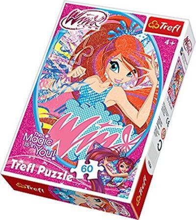 Trefl 17254 Classico Puzzle Winx 60 Pezzi 0