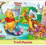 Trefl Puzzle Caccia Al Tesoro Winnie The Pooh Trf31209 0