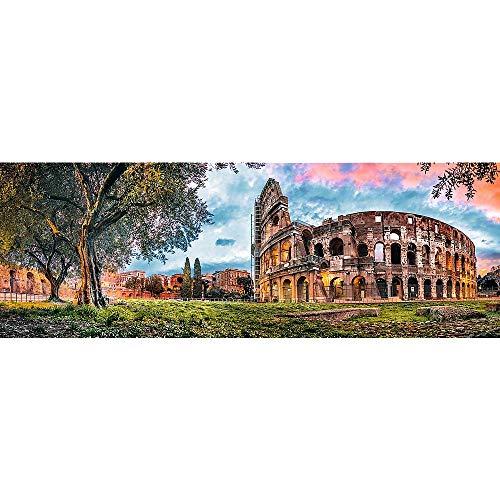 Trefl Puzzle Colosseo Allalba Trf29030 0 0