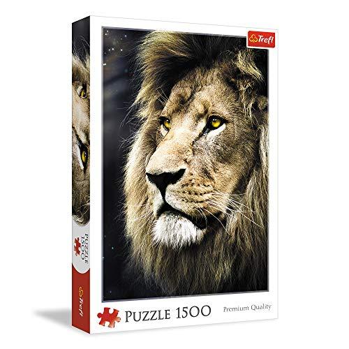 Trefl Puzzle Leone Ritratto Trf26139 0