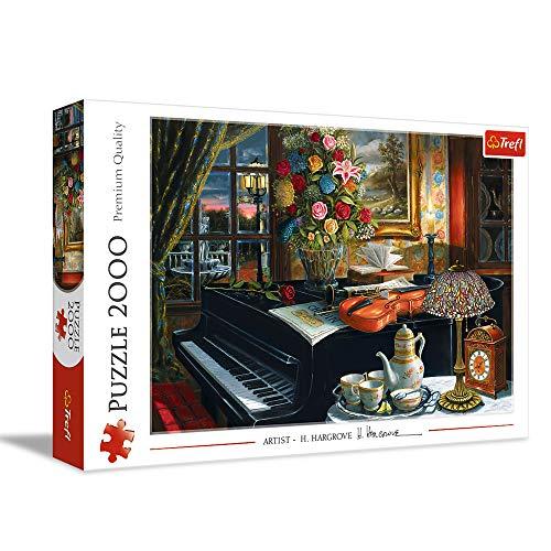 Trefl Puzzle Multicolore 27112 0
