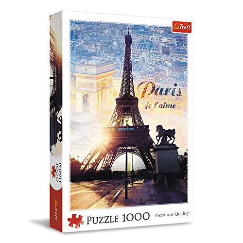 Trefl Puzzle Parigi Allalba Trf10394 0