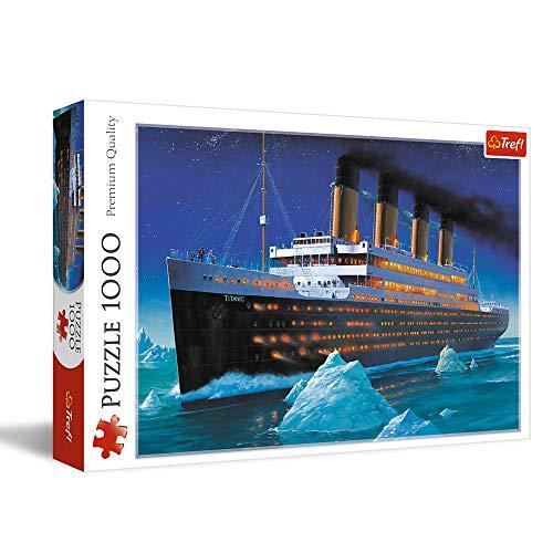 Trefl Puzzle Titanic 100808 0