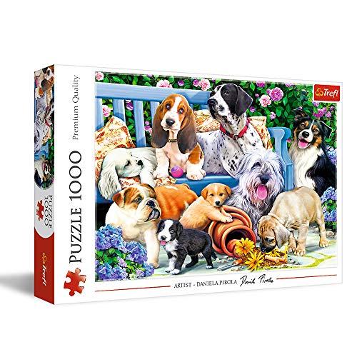 Trefl Puzzles 1000 Puzzle Colori 10556 0