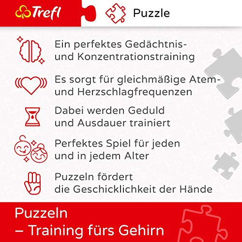 Trefl Puzzles 1500 Puzzle Colori 26149 0 1