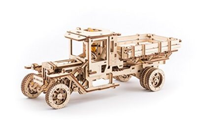 Ugears Ugm 11 Truck Meccanico Modello Autocarro Puzzle 3d In Legno Set Di Costruzione Meccanica 0 0