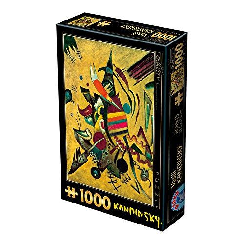 Unbekannt Puzzle Da 1000 Pezzi Di Kandinsky Vassily Points 0