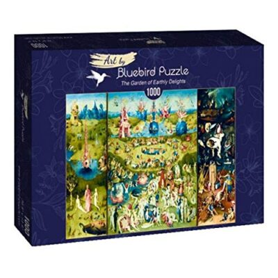 Bosch Puzzle The Garden Of Delights 1000 Pezzi 0