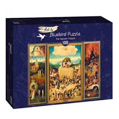 Bosch The Haywain Triptych Puzzle Da 1000 Pezzi 0